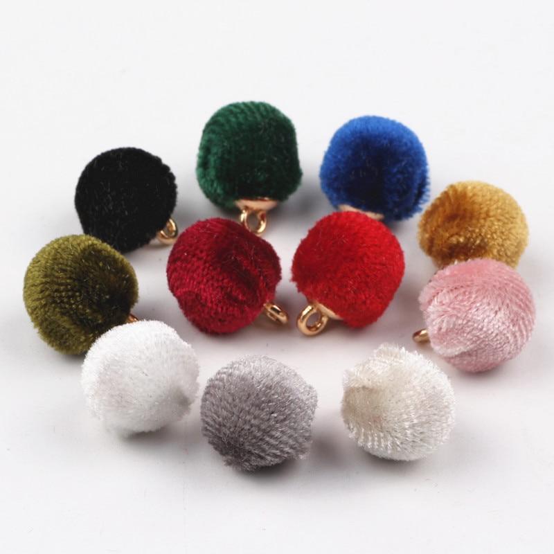 Assorted Christmas Jingle Bells Pendant Bead DIY Pet Collar Jewelry Making Craft