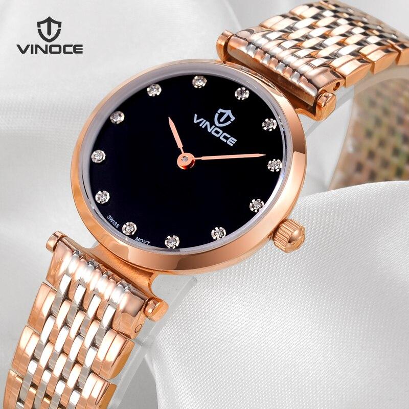 women quartz watch new design brand bracelet style watch clock 2017 luxury gold Steel Ladies wrist Watch for women fashion