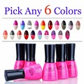 Perfect Summer Color Changing Gel Nail Polish Soak-Off LED UV Gel Lacquer Chameleon Nail Gel Varnish