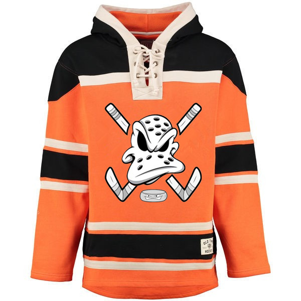 Хоккейный свитер Mighty Ducks трикотаж индивидуальная Настройка любое имя любой Numeber сшитый мужской свитер с капюшоном хоккейтрикотаж