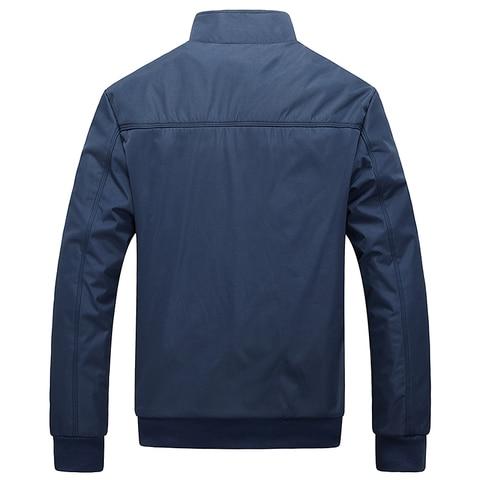 New 2019 Jacket Men Fashion Casual Loose  Mens Jacket Sportswear Bomber Jacket Mens jackets and Coats Plus Size Karachi