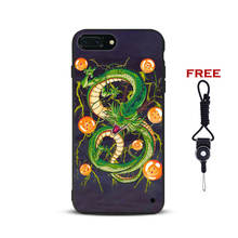 Dragon Ball TPU Soft Silicone Phone Case For iPhone