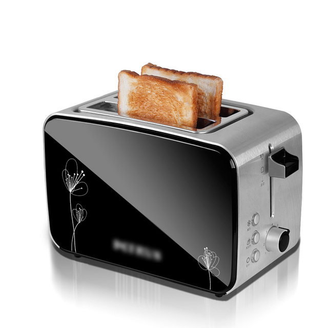 New Electric 2 Slice Bagel Muffin Bread Toaster Machine Toaster