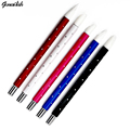 5pcs Nail Brushes Manicure Pen with Rhinestone Professional for Painting Portable Nail Art Tools with Superior Quality-BR032