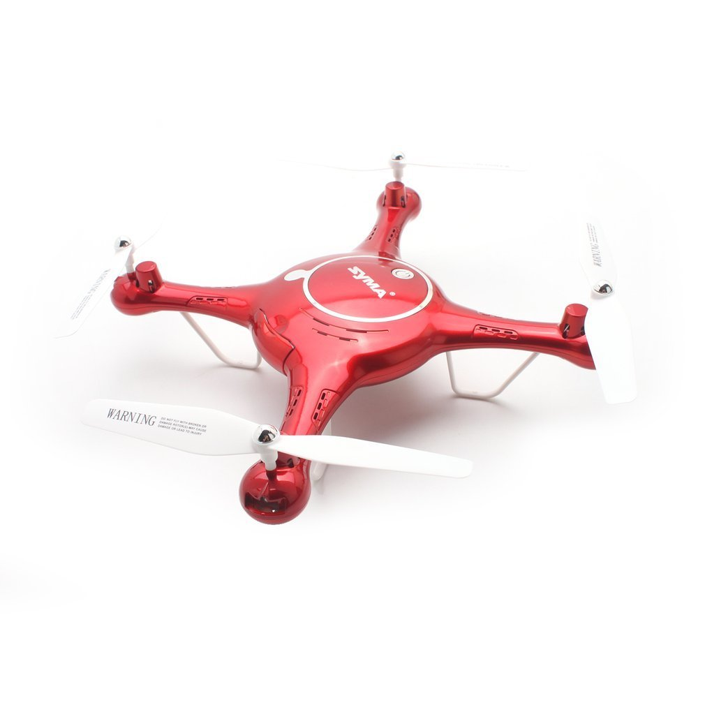Syma X5UW WiFi FPV 720P Camera Altitude Hold Headless Mode 3D Flip Flight Plan RC Drone Quadcopter with 4GB Card syma x5uw fpv rc quadcopter rc drone with wifi camera 2 4g 6 axis mobile control path flight vs syma x5uc no wifi rc helicopter