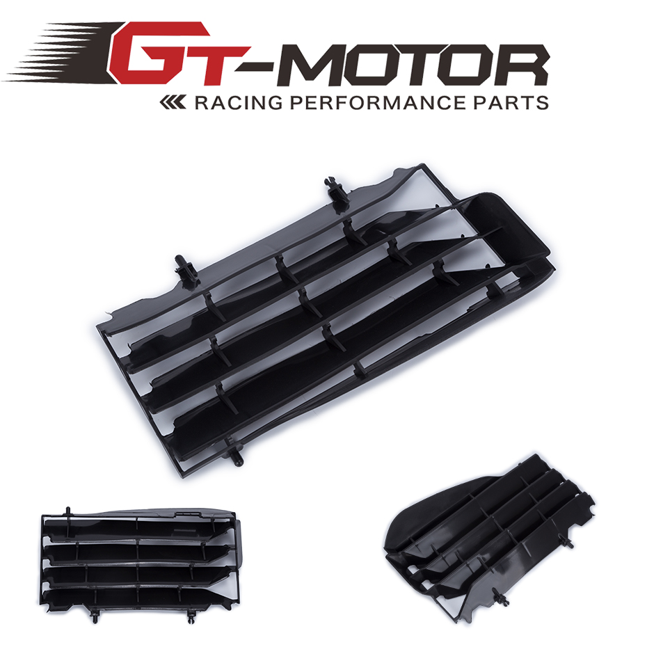 GT Motor - FREE SHIPPING For HONDA CRF250L 2012-2015 2016 2017 RED  Plastic Radiator Grill Protect Guard Cover Not For CRF250R C gt motor free shipping motorbike windshield deflector windscreen mounting screws for kawasaki er 6n er6n 2012 2016