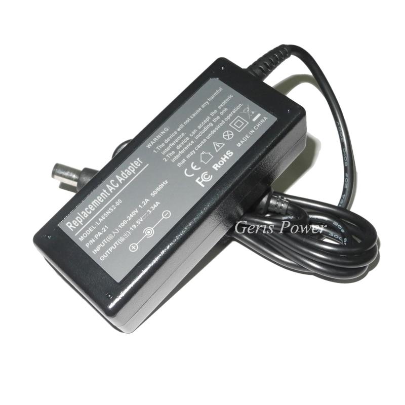 Original 19.5V 3.34A 65W Adapter Charger for Dell Inspiron E1405,E1505,E1705
