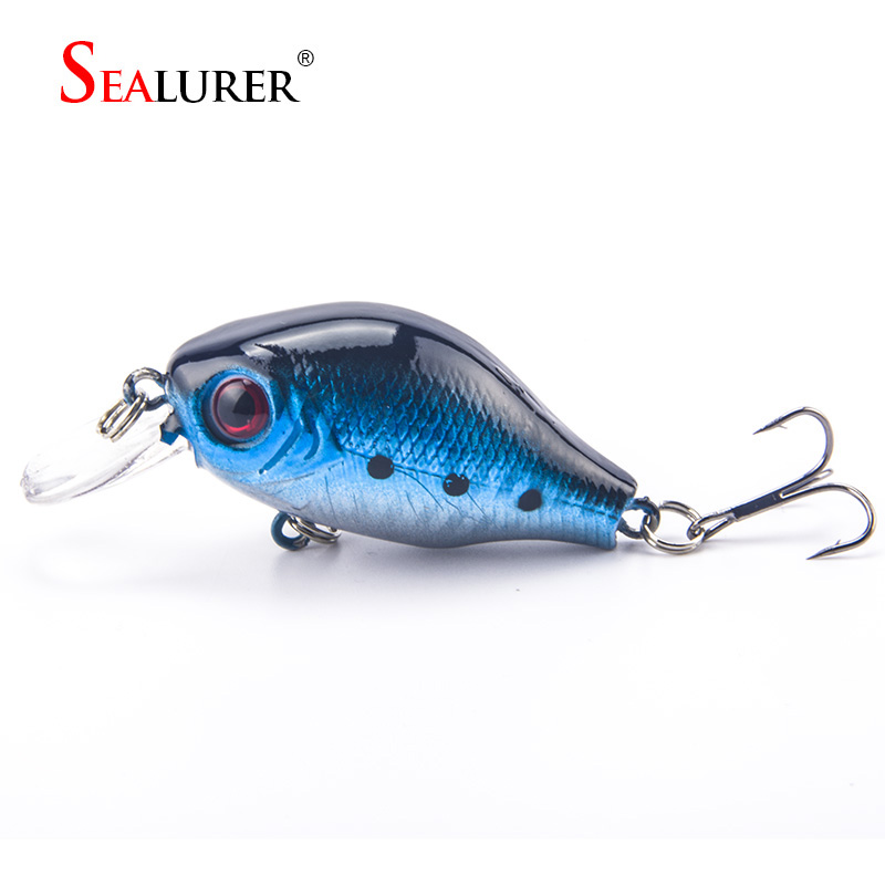 Aliexpress.com : Buy SEALURER Brand Floating Wobbler ...