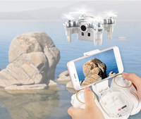 Cheerson CX 10WD TX Dron with 0.3MP HD Camera Phone APP WIFI control RC Done pocke Quadcopter Helicopter POCKET drone dron