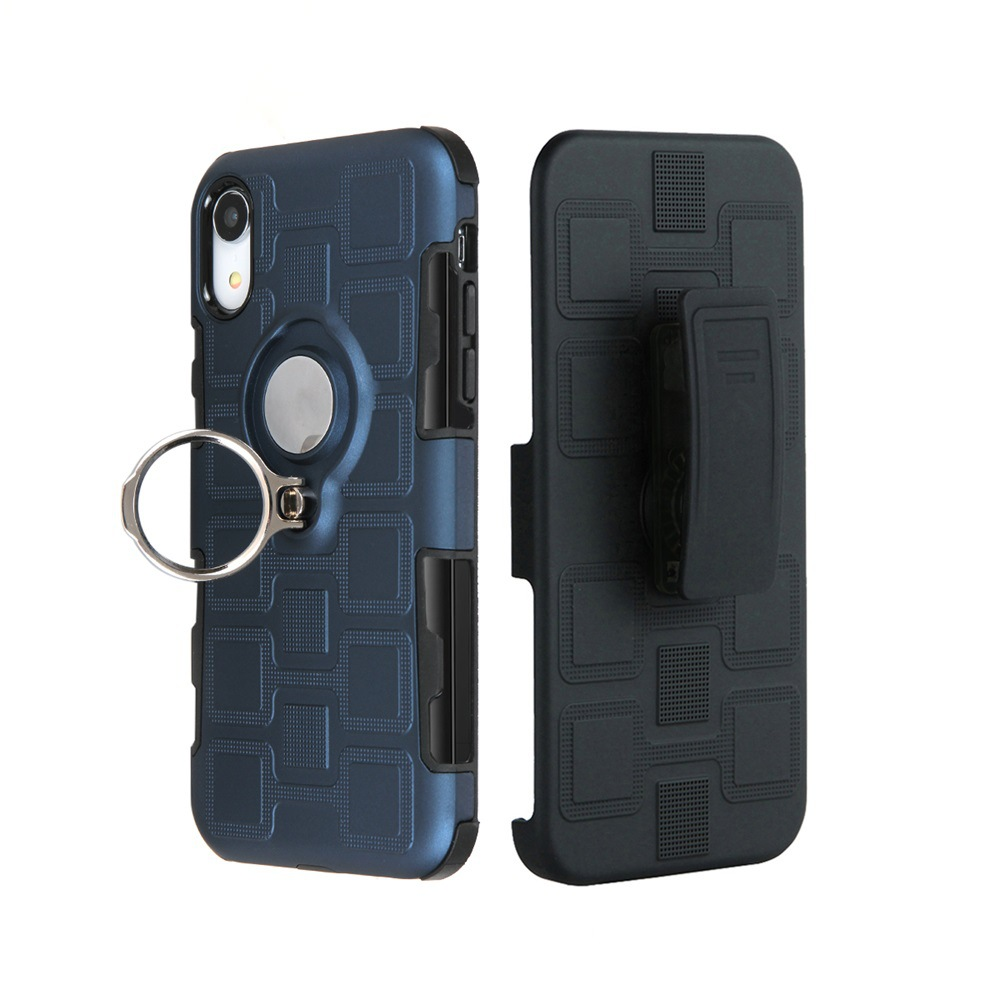 Image 4 - Phone case anti scratch fitted caseTPU Cover Coque Shell with Kickstand for Huawei P20 P30 Pro Lite Y6 Y7 Y9 Nova 3  dirt resist-in Half-wrapped Cases from Cellphones & Telecommunications
