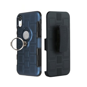 Image 4 - Phone case anti scratch fitted caseTPU Cover Coque Shell with Kickstand for Huawei P20 P30 Pro Lite Y6 Y7 Y9 Nova 3  dirt resist