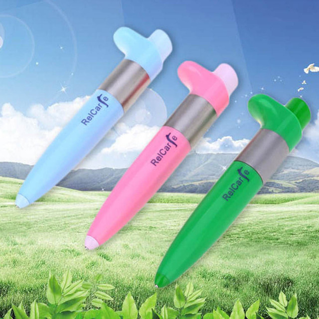 Massager Household Pulse Analgesia Pen Acupuncture Meridians Massager Therapy Needle Pain Relief Massagem