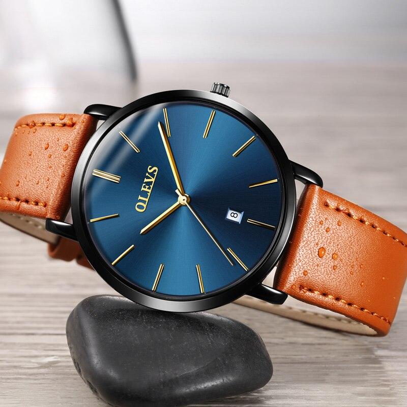 men-watches-luxury-brand-olevs-quartz-genuine-leather-strap-minimalist-ultrathin-wrist-watches-waterproof-high-quality-relogio
