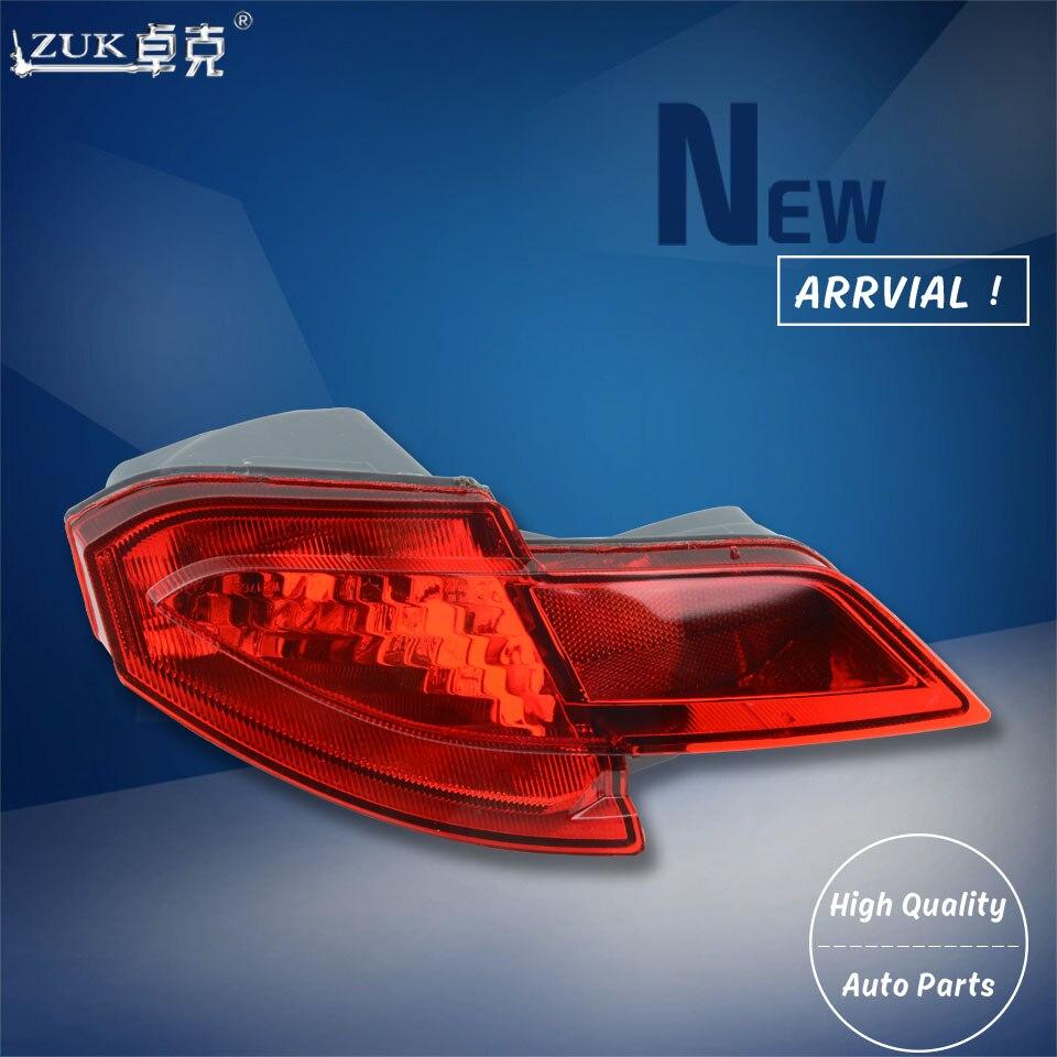 ZUK Car Styling Rear Bumper Fog Light Lamp Reflecotr For VEZEL HRV HR V 2014 2015