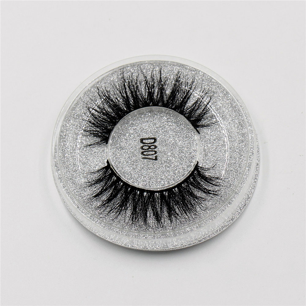 ec9e250d945 LEHUAMAO Mink Eyelashes 3D Mink Lashes Thick HandMade Full Strip ...