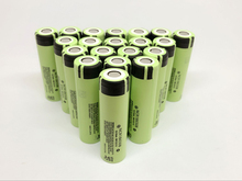 10pcs/lot New Original Panasonic 18650 NCR18650B Rechargeable Battery 3.6V 3400mAh Li-Ion Batteries For panasonic laptop