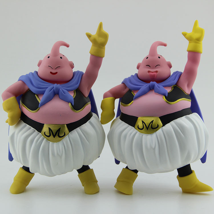 21cm Anime Cartoon Dragon Ball Majin Buu PVC Action Figure Collection Model Toy  GB056 русска каша льняная 200 г