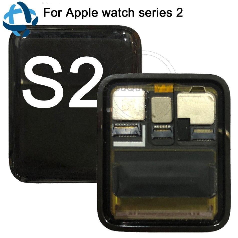 100% Test Goed Voor Apple Horloge Serie 2 42mm Sapphire Lcd Display Digitizer Touch Screen Assembly Voor Apple Horloge s2 38mm Sport-in LCD's voor mobiele telefoons van Mobiele telefoons & telecommunicatie op AliExpress - 11.11_Dubbel 11Vrijgezellendag 1