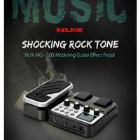 Toys Musical Instruments Modeling Guitar Processor Effect Pedal 58 Effects Built In Drum Machine With CD