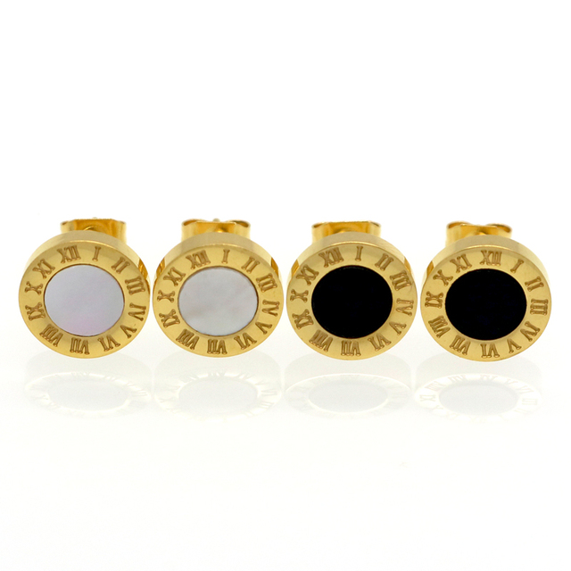 Stylish Unisex Stud Earrings