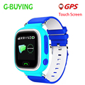 2017 gps q90 touch screen wifi posicionamento smart watch crianças sos chamar Dispositivo Localizador Anti Perdido Monitor PK Q50 Q60 Q80