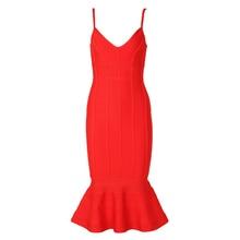Pink Deep V-Neck Knee Length Celebrity Party Dresses
