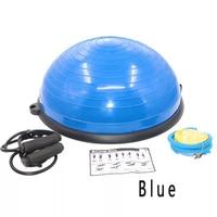 Hewolf 58*25cm High Quality Yoga Ball Body Balance Half Ball Fitness Ball Exercise Gym Ball Sport Fitball Proof