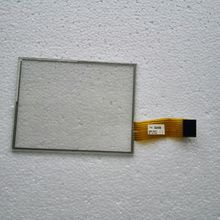 PanelView Plus 700 2711P RDB7C Touch Glass Panel for HMI Panel repair do it yourself New