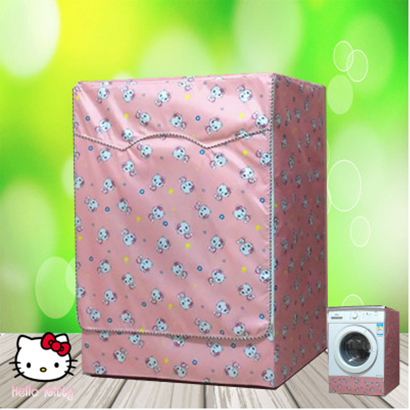 SRYSJS Waterproof Cover Sunscreen Washing Machine Cover Household Textile Fully-automatic Washing Drum Dust Case