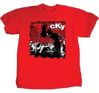 CKY Volume 1 Camp Kill Yourself T SHIRT S M L XL Brand New Official T