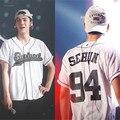 Youpop KPOP EXO EXO-K EXO-M Moda Coreana 2016 Novo Álbum planeta 3 EX'ACT Tshirt Roupas Botão T Shirts T-shirt K-POP PT161