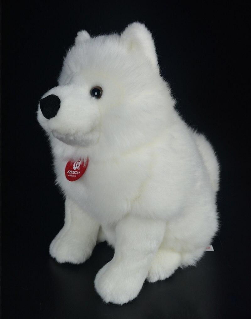 de cachorro animais de pelúcia brinquedo aniversário presentes de natal