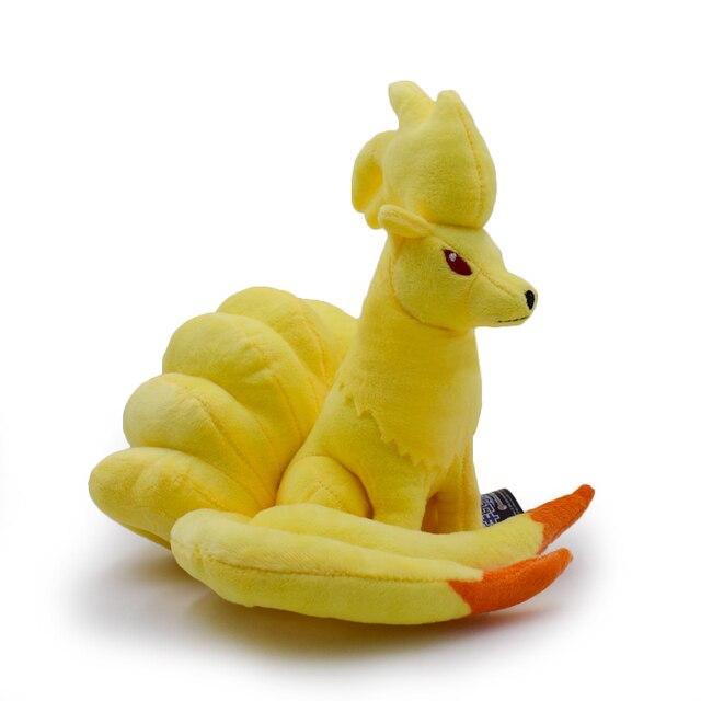 Аниме игрушка покемон Найнтейлс 25 см 5