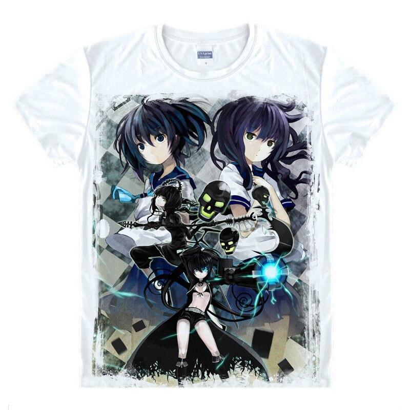 Brs рок Футболки для женщин Dead Master человек футболка с короткими рукавами аниме принтеры Прохладный белая рубашка молодежи Футболки для женщи...