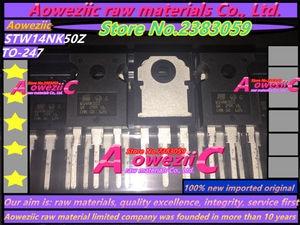 Image 2 - Aoweziic 2016 + 100% nouveau importé original STW14NK50 STW14NK50Z TO 247 FET 550 V 14A