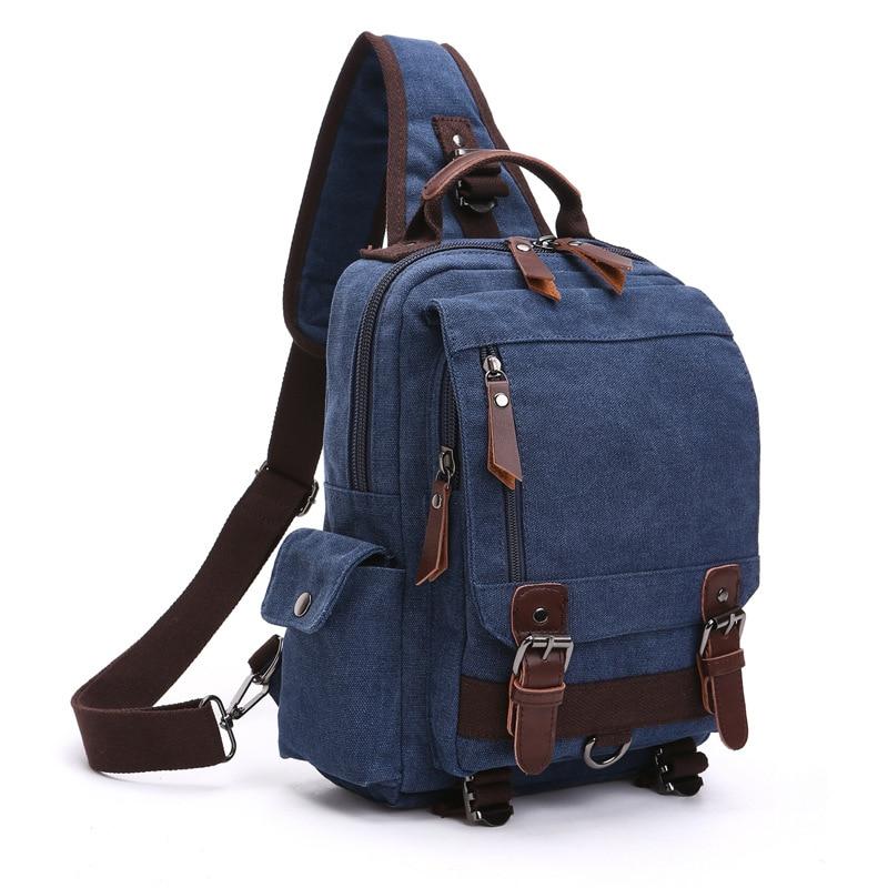 Sale!!   Stylish Vintage Canvas Bags Unisex Backpacking School Bag Bagpack Mochila Escolar Rucksack DB52