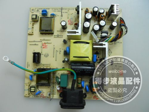 Free Shipping>Original CTX S760S761S762 power board 11S92-009A Good Condition new test package-Original 100% Tested Working free shipping original l1910 driver board 715g2559 2 3 good condition new motherboard package test original 100% tested working