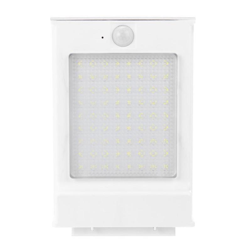 72 LED Solar Lamp Waterproof Motion Sensor Light Security Street Path Night Light Outdoor Garden Lamp Wall Light недорого