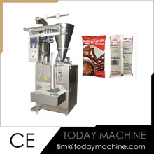 Automatic vertical stick granule powder spice tea sachet packing packaging machine