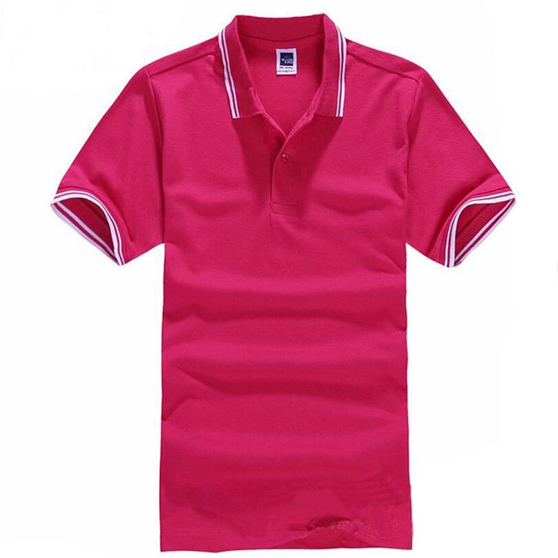Markenkleidung Polo-Shirt Solide Casual Polo Homme Für Männer - Herrenbekleidung - Foto 6
