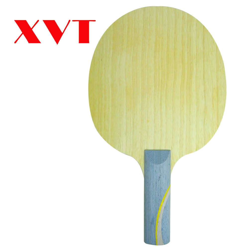 XVT Hurricane 5 KEVLAR Carbon Table Tennis Blade/ ping pong Blade/ table tennis bat Send Whole Cover case