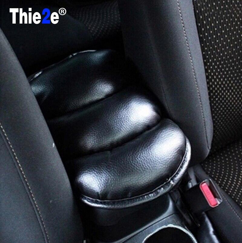 Caja de pasamanos para coche, cojín para reposabrazos, cubiertas de diseño para Dacia duster logan sandero stepway lodgy mcv 2