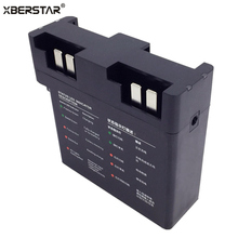 Intelligent Battery Manager 4-en-1 Hub Muelle de Carga de la Batería para DJI Phantom 3, para dji inspire 1/pro m100