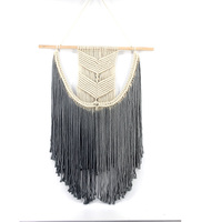 Bohemia Macrame Wall Hanging Curtain Sofa Bedside Backdrop Decoration Handmade Woven Tassel Tapestry Kids Room Tents Decorative