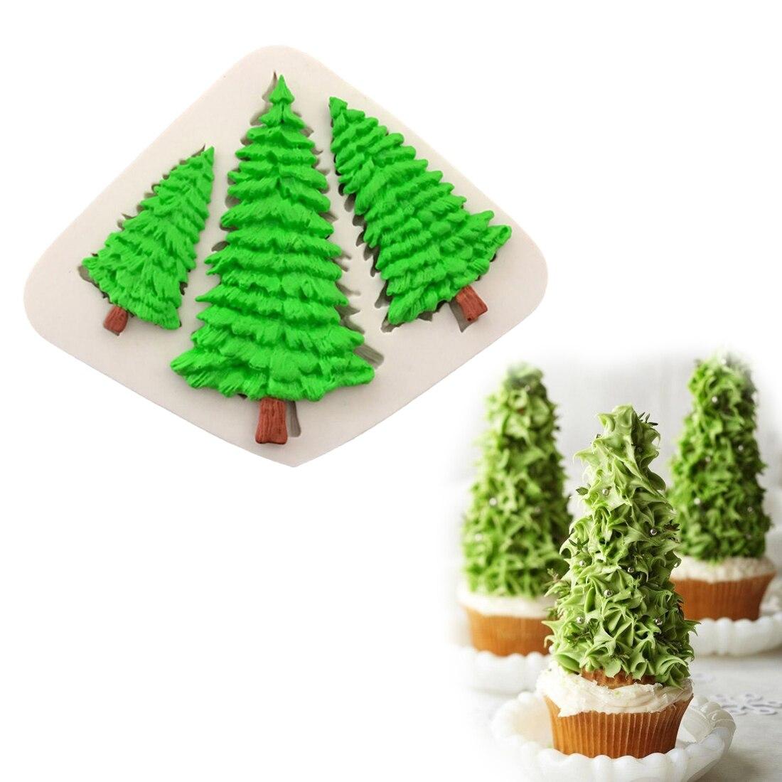 Attractive Pine Garden Design Cake Composition - Beautiful Garden ...