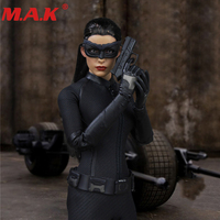 1/6 female catwoman batman action figure girl figure with suit&shoes 12 inches Anne Hathaway lady cosplay