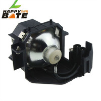 HAPPYBATE ELPLP33\/V13H010L33 Compatible Lamp with Housing for EMP-TW20\/EMP-TWD1\/ EMP-S3 \/EMP-TWD3\/EMP-TW20H\/EMP-S3L\/PowerLite S3