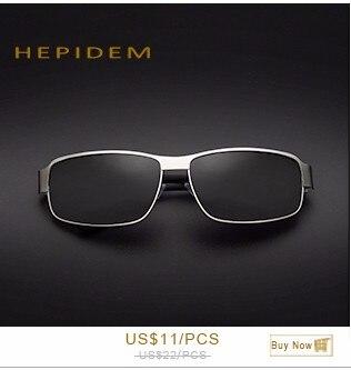ca790cae714 HEPIDEM WOLF 2017 Cool Men Brand Designer HD EMI Polarized Sunglasses Male  Driving Fishing Sports Squared Sun Glasses Decortive with box 039