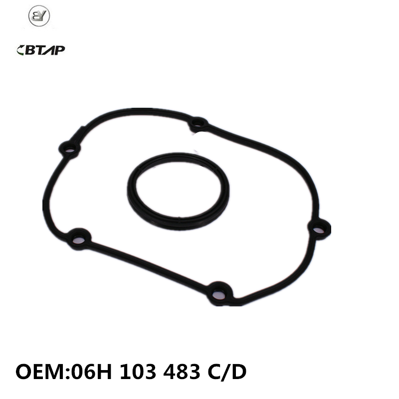 BTAP New Timing Chain Cover Gaskets For VW PASSAT GOLF