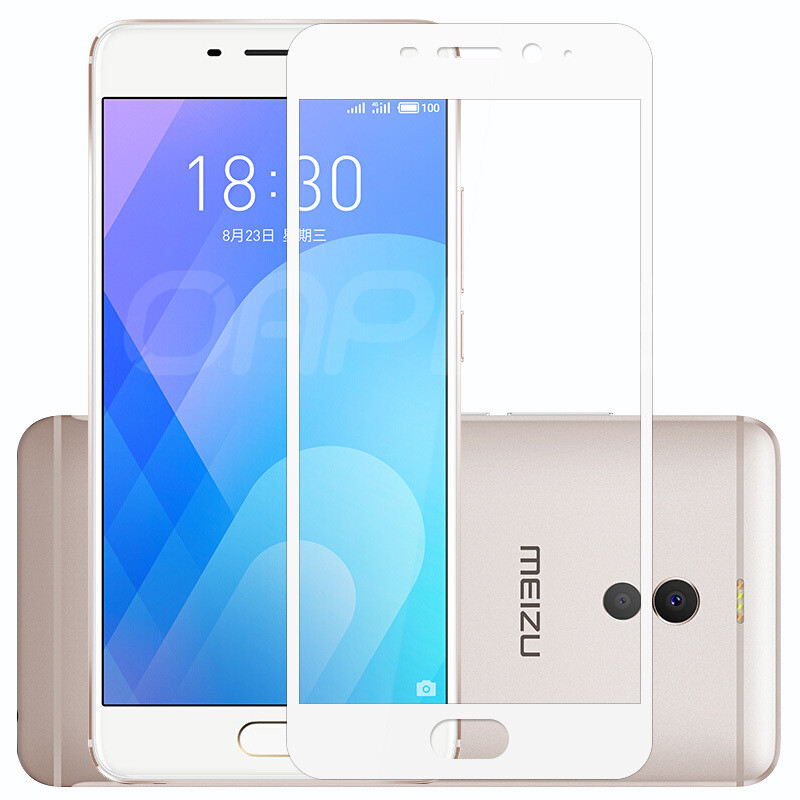 Image 4 - 9D Tempered Glass on the For Meizu M6 M5 M3 Note M6S M6T M5S M5C M3S M8 Pro 7 Plus Screen Protector Protective Glass Film Case-in Phone Screen Protectors from Cellphones & Telecommunications